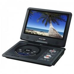 """DVD Player BRIGMTON BDVD-1093 9"""" USB Μαύρο"""