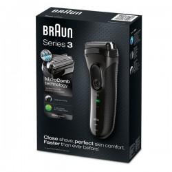 Ξυριστική μηχανή Braun 3020S Μαύρο