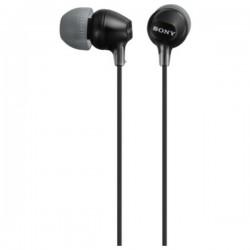 Ακουστικά Sony MDR EX15LP in-ear Μαύρο