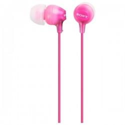 Ακουστικά Sony MDR EX15LP in-ear Ροζ