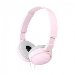 Ακουστικά Sony MDR ZX110 Ροζ Στέκα