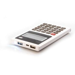 Κομπιουτεράκι Φορτιστής Μπαταρίας USB 6000 mAh
