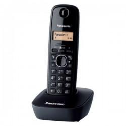 Ασύρματο Τηλέφωνο Panasonic KX-TG1611SPH Μαύρο