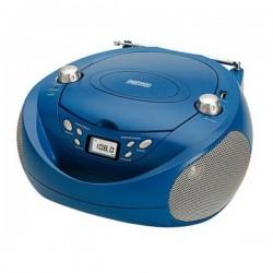 CD Ραδιόφωνο Daewoo DBF105 Μπλε