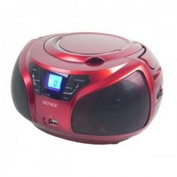 CD Ραδιόφωνο Denver Electronics TCU-206RD Κόκκινο