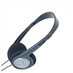 Ακουστικά Panasonic RP-HT090E Ασημί Στέκα