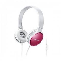 Ακουστικά με Μικρόφωνο Panasonic RP-HF300ME Ροζ Στέκα