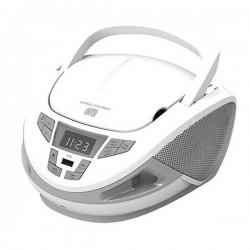 CD Ραδιόφωνο BRIGMTON W-440 USB Λευκό