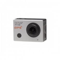 Αθλητική Κάμερα Denver Electronics ACG-8050W 16 Mpx FULL HD Μαύρο Ασημί