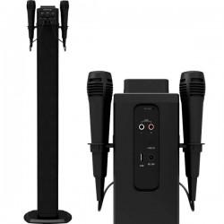 Πύργος Ήχου Bluetooth BRIGMTON BTW-40K 40W USB Μαύρο