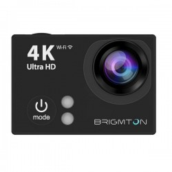 "Αθλητική Κάμερα BRIGMTON BSC-9HD4K 2"" Full HD 4K Wifi"