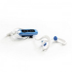 Mp3 player NGS Sea Weed Blue 4 GB FM Waterproof