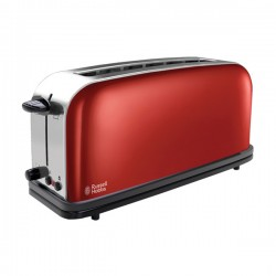 Τοστιέρα Russell Hobbs 21391-56 1R 1000W Ανοξείδωτο ατσάλι Κόκκινο