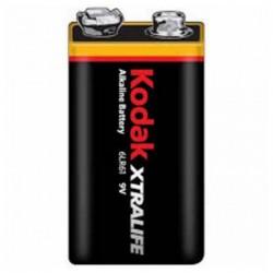 Αλκαλική Μπαταρία Kodak 9 V