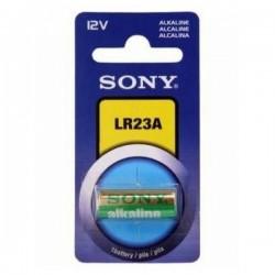 Αλκαλική Μπαταρία Sony LR23, 12V, miniAlkaline LR23NB1A 12 V 30 mAh Πράσινο