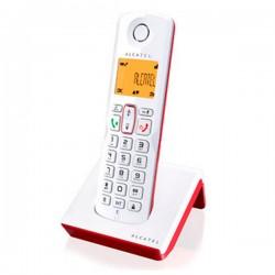 Ασύρματο Τηλέφωνο Alcatel 221694 DECT SMS LED