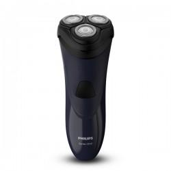 Ηλεκτρική Ξυριστική Μηχανή Philips S1100/04 CloseCut 240 V 9W Μαύρο