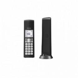 Ασύρματο Τηλέφωνο Panasonic KX-TGK210SPB DECT Μαύρο