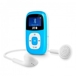 Mp3 player SPC 8668A 8 GB BLUETOOTH RADIO FM Μπλε