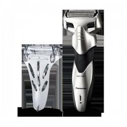 Ηλεκτρική Ξυριστική Μηχανή Panasonic 222829 240 V Wet&Dry Ασημί Μαύρο
