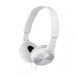 Ακουστικά Κεφαλής Sony MDRZX310APW 98 dB Λευκό