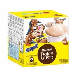 Κάψουλες Καφέ με Θήκη Nescafé Dolce Gusto 62183 Nesquik (16 uds)