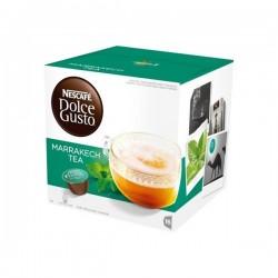Κάψουλες Καφέ με Θήκη Nescafé Dolce Gusto 55290 Marrakesh Style Tea (16 uds)