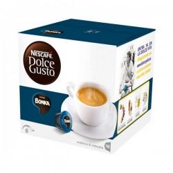 Κάψουλες Καφέ με Θήκη Nescafé Dolce Gusto 13758 Espresso Bonka (16 uds)