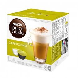Κάψουλες Καφέ Nescafé Dolce Gusto 98492 Cappuccino (16 uds)