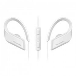 Bluetooth Ακουστικά με Μικρόφωνο Panasonic RP-BTS35E-W Λευκό