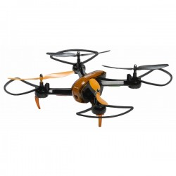 Drone Denver Electronics DCW-360 0,3 MP 2.4 GHz 1000 mAh Πορτοκαλί