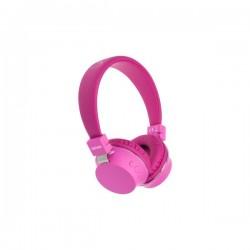 Ακουστικά Bluetooth Denver Electronics BTH-205 Ροζ