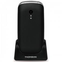 """Κινητό Τηλέφωνο για Ηλικιωμένους Thomson SEREA 63 2,4"""" Bluetooth VGA FM Μαύρο"""