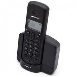 Ασύρματο Τηλέφωνο Daewoo DTD-1350 DECT Μαύρο