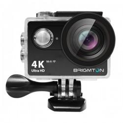 Αθλητική Κάμερα BRIGMTON BSC-10-HD4K Wifi Μαύρο