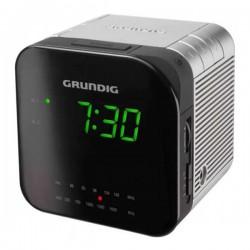 Ρολόι-Ραδιόφωνο Grundig SONOCLOCK 590 FM Μαύρο