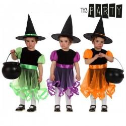 Αποκριάτικη Στολή για Μωρά Th3 Party Μάγισσα