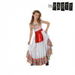 Αποκριάτικη Στολή για Παιδιά Th3 Party Μεξικάνα