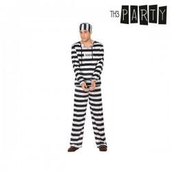 Αποκριάτικη Στολή για Ενήλικες Th3 Party Κρατούμενος