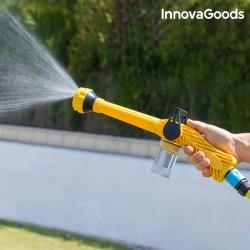 Πιστόλι Νερού Πίεσης με Δοχείο 8 σε 1 InnovaGoods