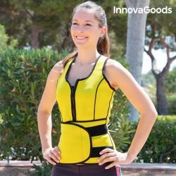 Γυναικείο Αθλητικό Γιλέκο-Κορσές με Επίδραση Σάουνας InnovaGoods