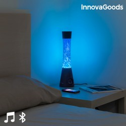 Λάμπα Λάβας με Ηχείο Bluetooth και Μικρόφωνο InnovaGoods 30W