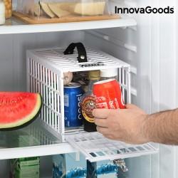 Κλουβί Ασφαλείας για το Ψυγείο Food Safe InnovaGoods