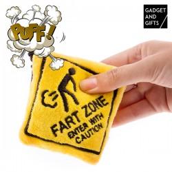 Μπρελόκ Fart Zone Gadget and Gifts