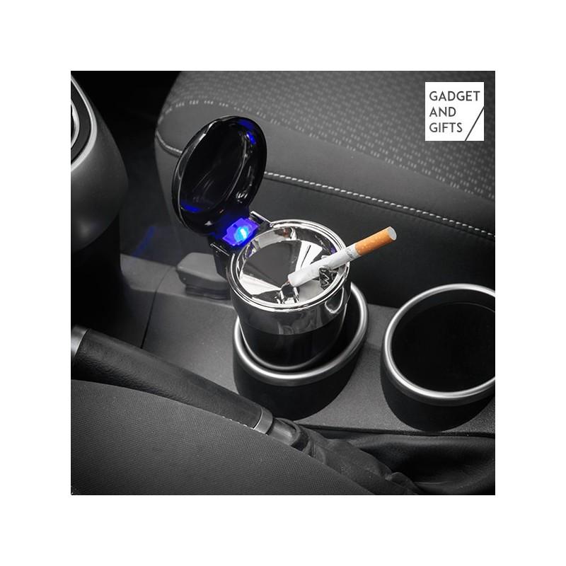 Τασάκι με Καπάκι και LED για το Αυτοκίνητο Gadget and Gifts