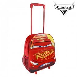 Σχολική Τσάντα με Ρόδες Cars