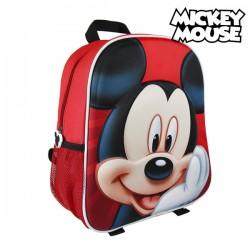 Σχολική Τσάντα 3D Mickey Mouse