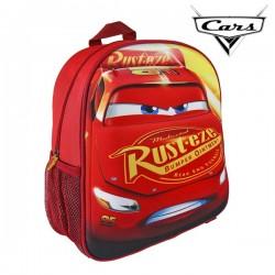 Σχολική Τσάντα 3D Cars