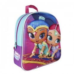 Σχολική Τσάντα 3D Shimmer and Shine