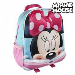 Σχολική Τσάντα 3D Minnie Mouse 026